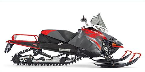 2021 Arctic Cat Norseman X 8000 ES in Hillsborough, New Hampshire