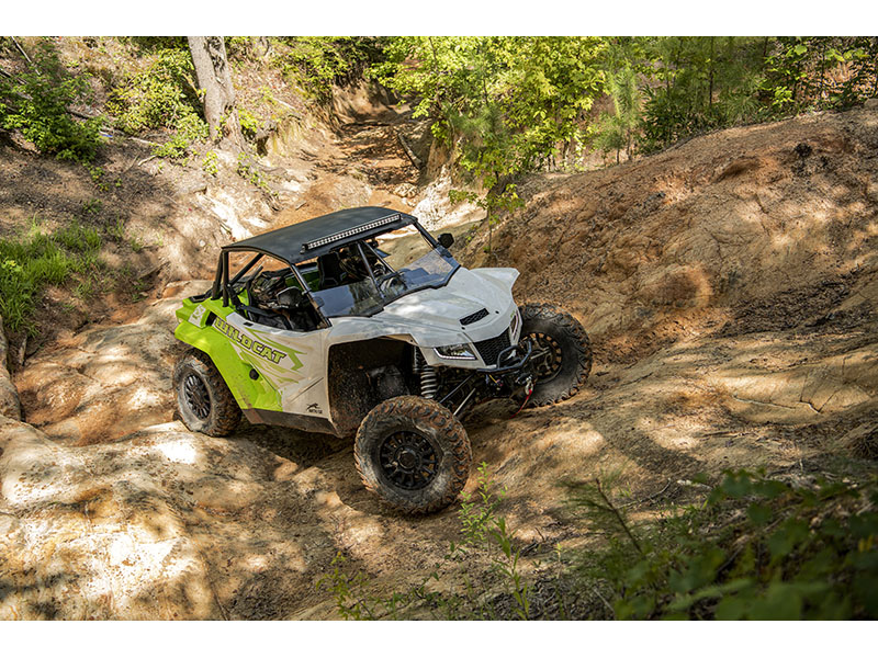 2021 Arctic Cat Wildcat XX in Barrington, New Hampshire - Photo 4