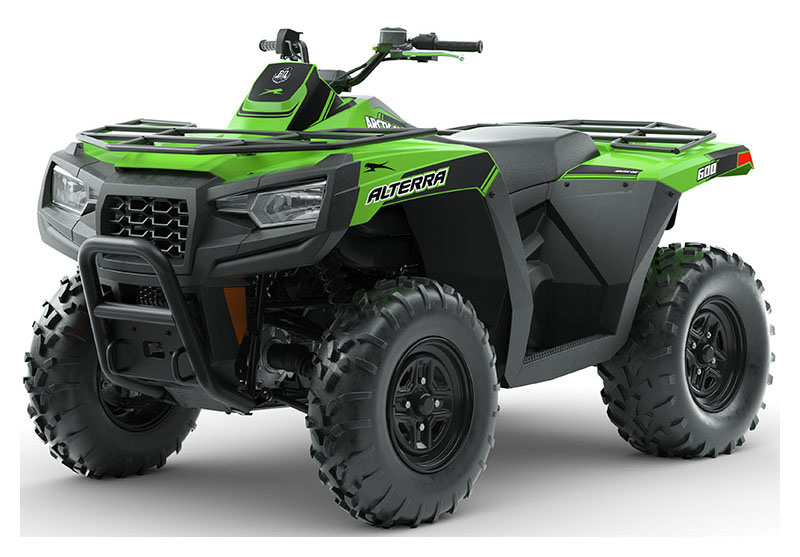 2022 Arctic Cat Alterra 600 EPS in Tully, New York - Photo 1