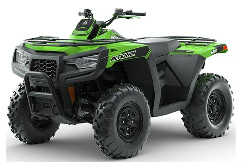 2022 Arctic Cat Alterra 600 EPS in Muskogee, Oklahoma - Photo 1