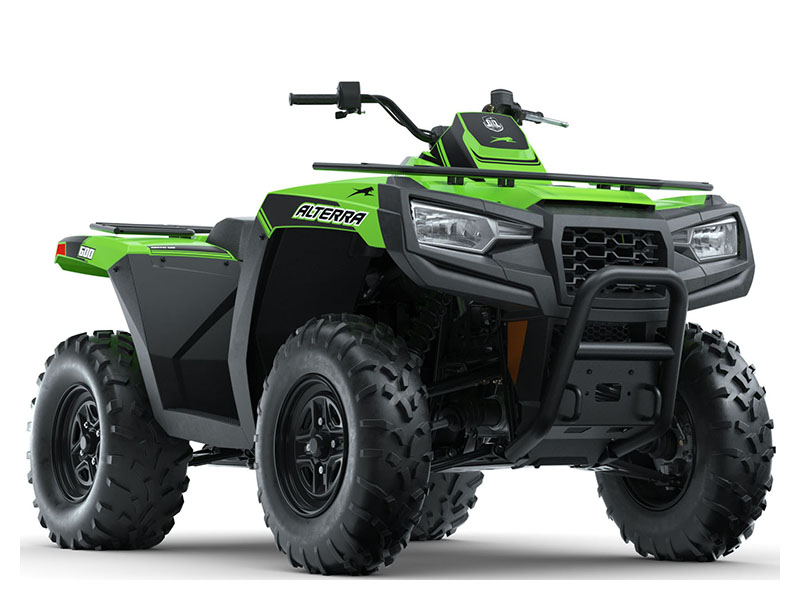 2022 Arctic Cat Alterra 600 EPS in Tully, New York - Photo 2