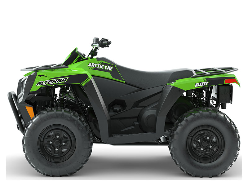 2022 Arctic Cat Alterra 600 EPS in Muskogee, Oklahoma - Photo 3