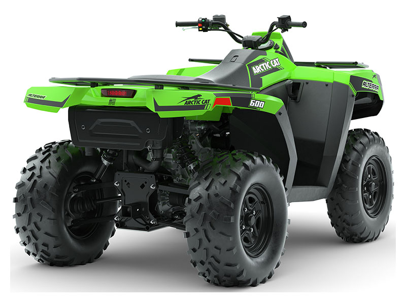 2022 Arctic Cat Alterra 600 EPS in Muskogee, Oklahoma - Photo 4