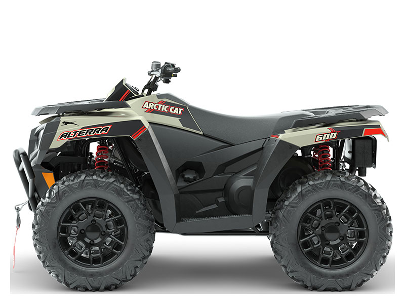 2022 Arctic Cat Alterra 600 LTD EPS in Berlin, New Hampshire - Photo 3