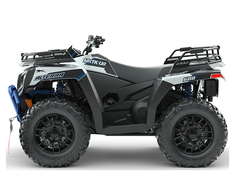 2022 Arctic Cat Alterra 600 SE EPS in Goshen, New York - Photo 3