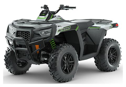 2022 Arctic Cat Alterra 600 XT EPS in Francis Creek, Wisconsin