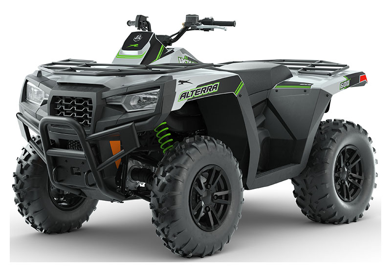 2022 Arctic Cat Alterra 600 XT EPS in Warrenton, Oregon - Photo 1