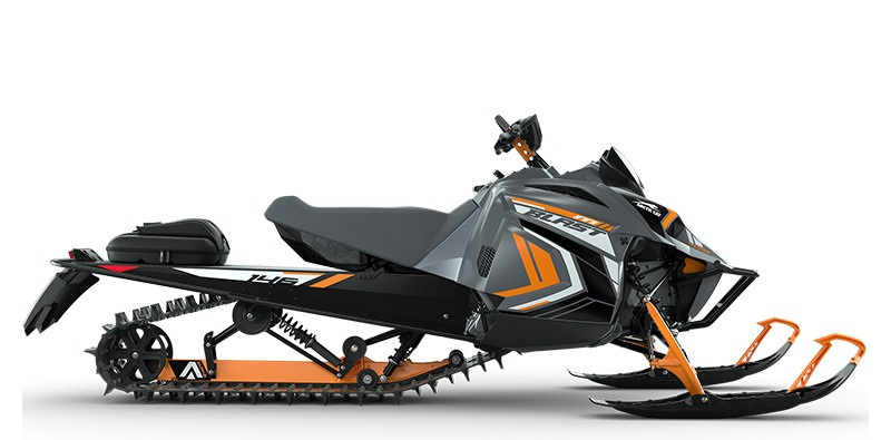 2022 Arctic Cat Blast M 4000 ES with Kit in Gaylord, Michigan - Photo 1
