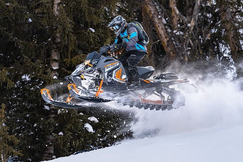 2022 Arctic Cat Blast M 4000 ES with Kit in Rexburg, Idaho - Photo 2