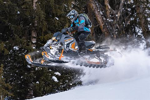 2022 Arctic Cat Blast M 4000 ES with Kit in Mazeppa, Minnesota - Photo 2