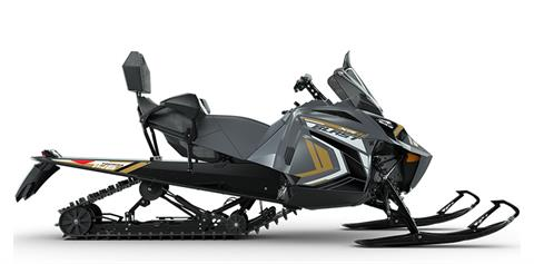 2022 Arctic Cat Blast XR Touring 4000 ES in Hillsborough, New Hampshire