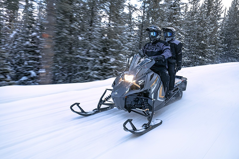 2022 Arctic Cat Blast XR Touring 4000 ES in Lebanon, Maine - Photo 2