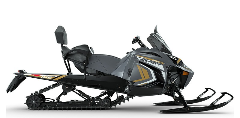 2022 Arctic Cat Blast XR Touring 4000 ES in Portersville, Pennsylvania - Photo 1