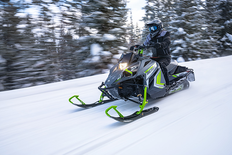 2022 Arctic Cat Blast ZR 4000 ES in Francis Creek, Wisconsin - Photo 3