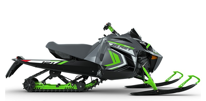 2022 Arctic Cat Blast ZR 4000 ES in Bellingham, Washington - Photo 1