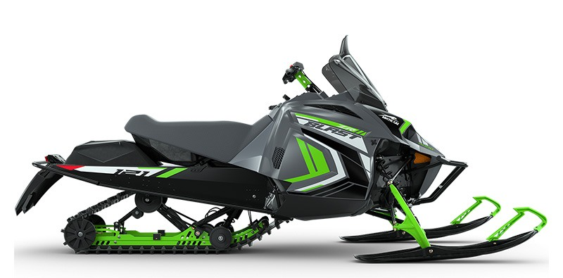 2022 Arctic Cat Blast ZR 4000 ES with Kit in Saint Helen, Michigan - Photo 1