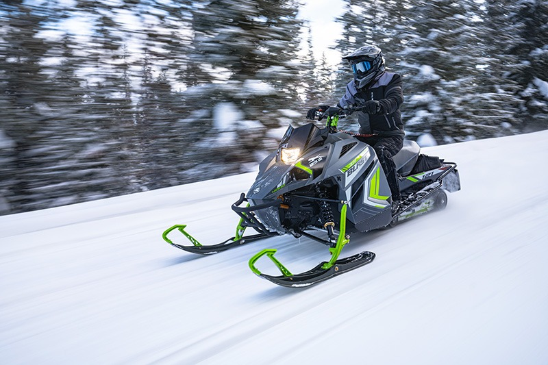 2022 Arctic Cat Blast ZR 4000 ES with Kit in Elma, New York - Photo 3