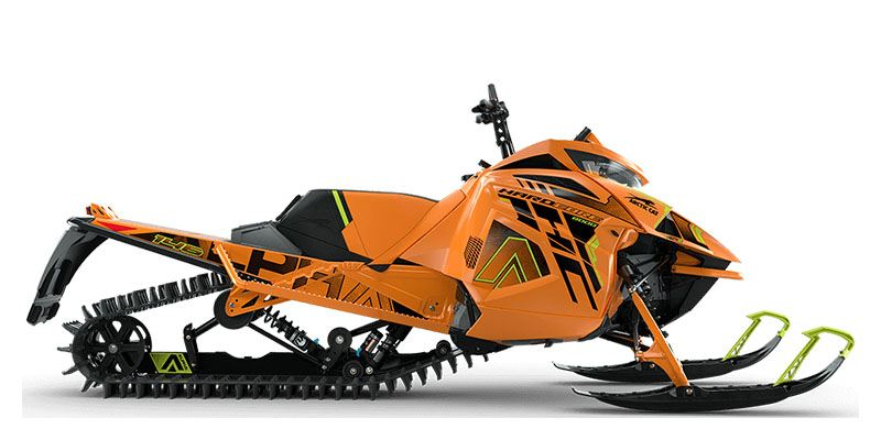 2022 Arctic Cat M 8000 Hardcore Alpha One 146 2.6 in Philipsburg, Montana - Photo 1