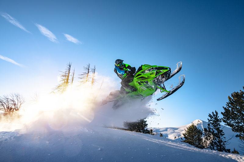 2022 Arctic Cat M 8000 Hardcore Alpha One 154 2.6 ES in Lebanon, Maine - Photo 3