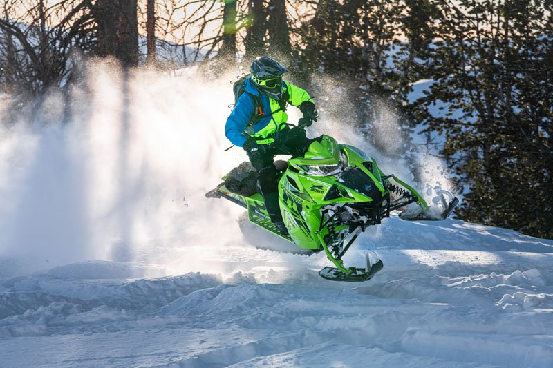 2022 Arctic Cat M 8000 Hardcore Alpha One 154 2.6 ES in Saint Helen, Michigan - Photo 4