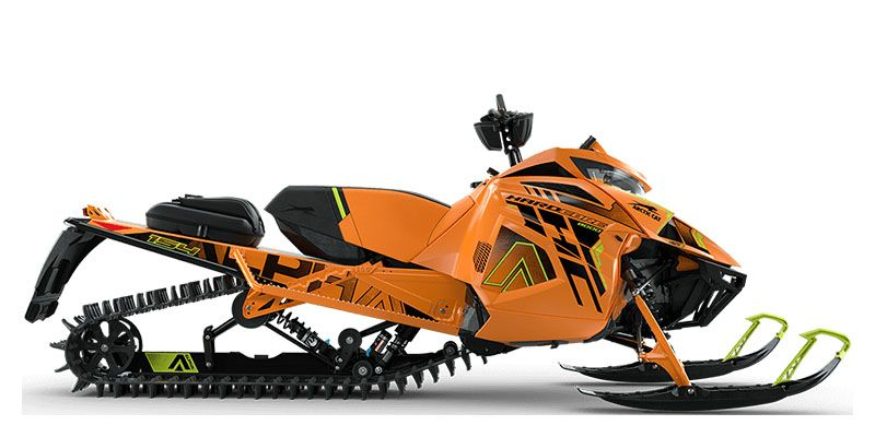 2022 Arctic Cat M 8000 Hardcore Alpha One 154 2.6 ES with Kit in Sandpoint, Idaho - Photo 1