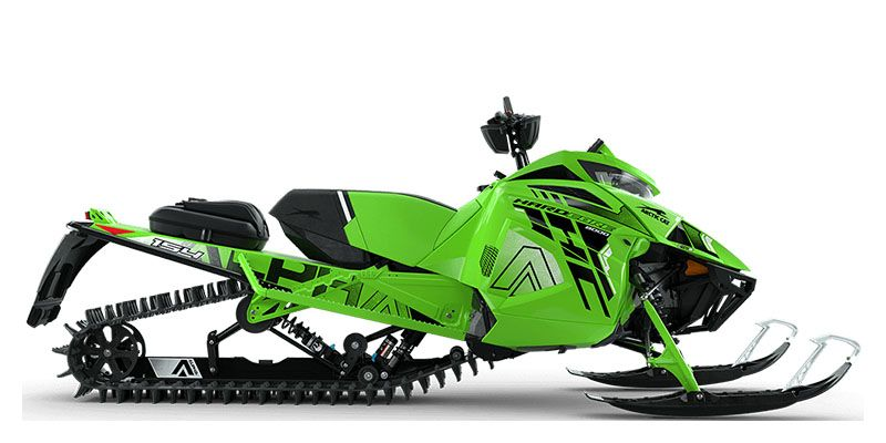 2022 Arctic Cat M 8000 Hardcore Alpha One 154 2.6 ES with Kit in Philipsburg, Montana - Photo 1