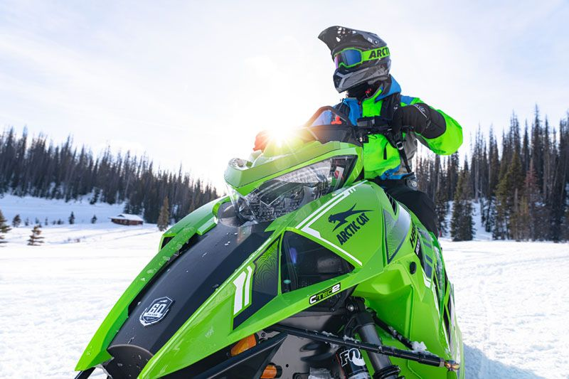 2022 Arctic Cat M 8000 Hardcore Alpha One 154 2.6 ES with Kit in Escanaba, Michigan - Photo 8