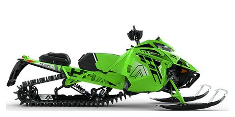 2022 Arctic Cat M 8000 Hardcore Alpha One 154 2.6 with Kit in Francis Creek, Wisconsin