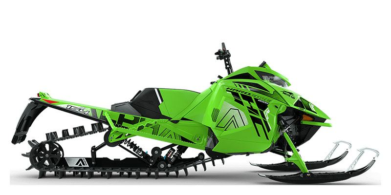 2022 Arctic Cat M 8000 Hardcore Alpha One 154 3.0 in Hazelhurst, Wisconsin - Photo 1