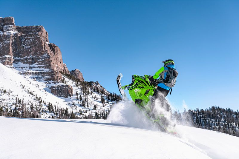 2022 Arctic Cat M 8000 Hardcore Alpha One 154 3.0 in Berlin, New Hampshire - Photo 7