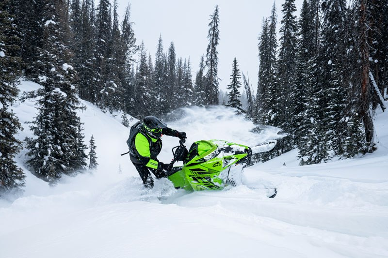 2022 Arctic Cat M 8000 Hardcore Alpha One 154 3.0 ES in Rexburg, Idaho - Photo 2