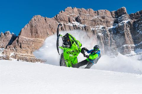 2022 Arctic Cat M 8000 Hardcore Alpha One 154 3.0 ES with Kit in Sandpoint, Idaho - Photo 6