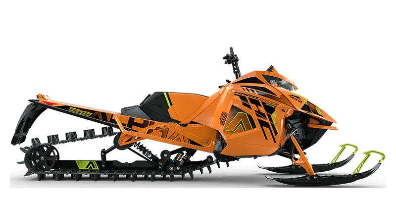 2022 Arctic Cat M 8000 Hardcore Alpha One 165 3.0 in New Durham, New Hampshire - Photo 1