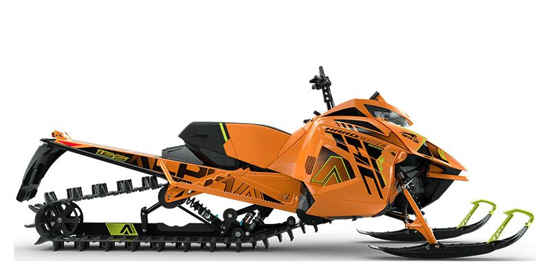 2022 Arctic Cat M 8000 Hardcore Alpha One 165 3.0 ES in Rexburg, Idaho