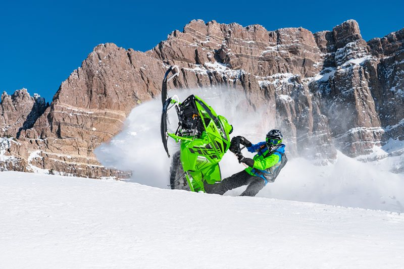 2022 Arctic Cat M 8000 Hardcore Alpha One 165 3.0 ES with Kit in Philipsburg, Montana - Photo 6