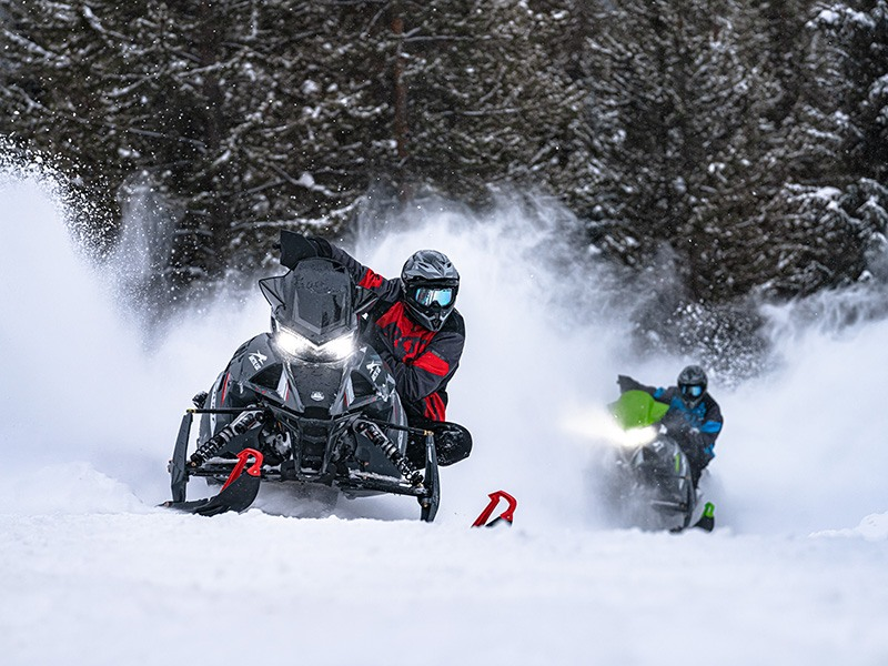 2022 Arctic Cat Riot 8000 1.35 ES in New Durham, New Hampshire - Photo 2