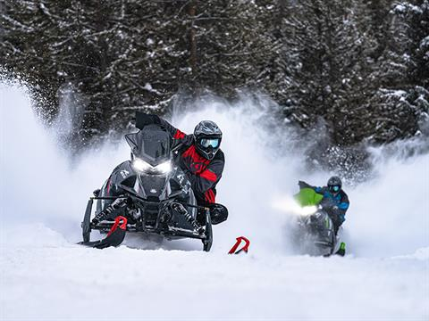 2022 Arctic Cat Riot 8000 1.35 ES in Lincoln, Maine - Photo 2
