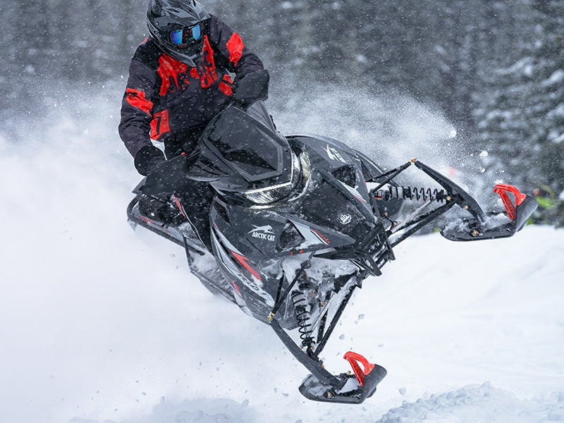 2022 Arctic Cat Riot 8000 1.35 ES in New Durham, New Hampshire - Photo 4