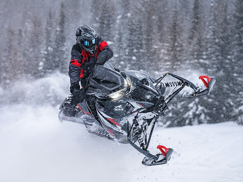 2022 Arctic Cat Riot 8000 1.35 ES in New Durham, New Hampshire - Photo 5