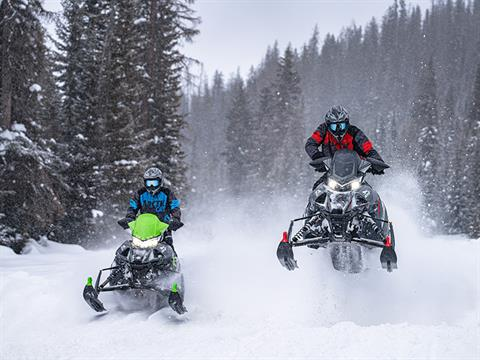 2022 Arctic Cat Riot 8000 QS3 1.35 ES in Lincoln, Maine - Photo 6