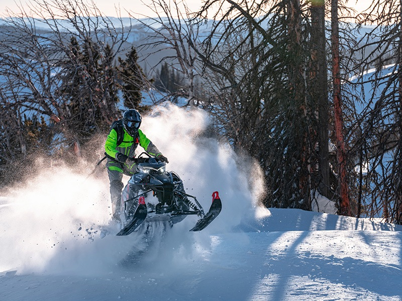 2022 Arctic Cat Riot X 8000 ATAC ES in Saint Helen, Michigan - Photo 4