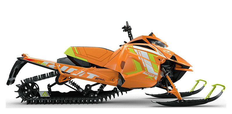 2022 Arctic Cat Riot X 8000 ATAC ES in Philipsburg, Montana - Photo 1