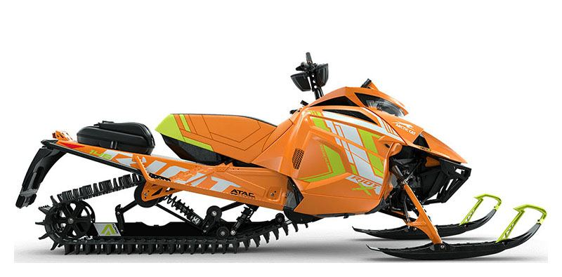 2022 Arctic Cat Riot X 8000 ATAC ES with Kit in Deer Park, Washington - Photo 1