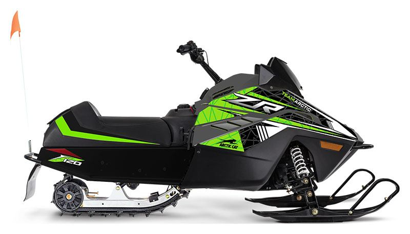 2022 Arctic Cat ZR 120 in Three Lakes, Wisconsin