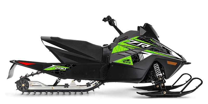 2022 Arctic Cat ZR 200 ES in Escanaba, Michigan - Photo 1