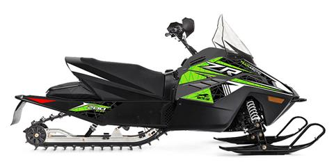 2022 Arctic Cat ZR 200 ES with Kit in Francis Creek, Wisconsin