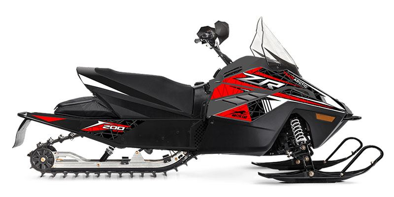 2022 Arctic Cat ZR 200 ES with Kit in Saint Helen, Michigan - Photo 1