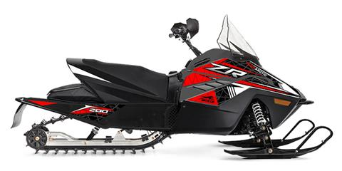 2022 Arctic Cat ZR 200 ES with Kit in Lincoln, Maine - Photo 1
