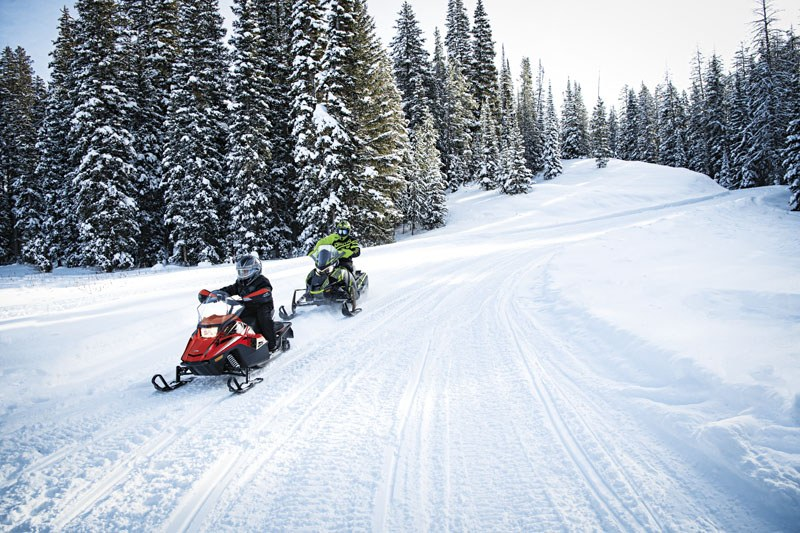 2022 Arctic Cat ZR 200 ES with Kit in Saint Helen, Michigan - Photo 3