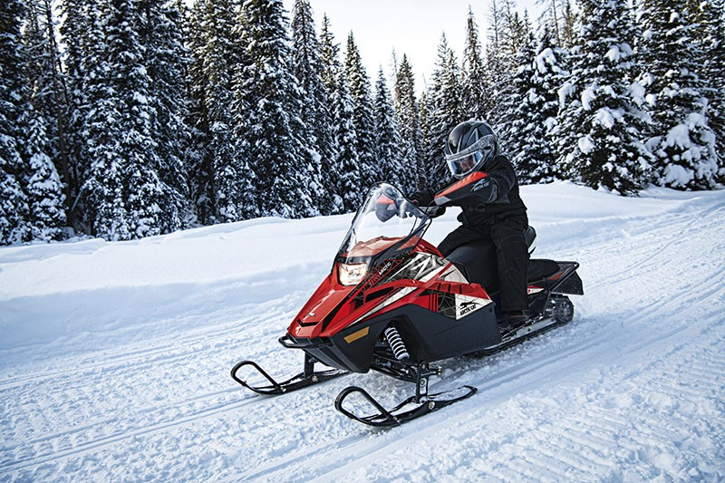 2022 Arctic Cat ZR 200 ES with Kit in Lincoln, Maine - Photo 5